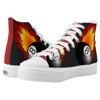 8 Ball Pool High Tops