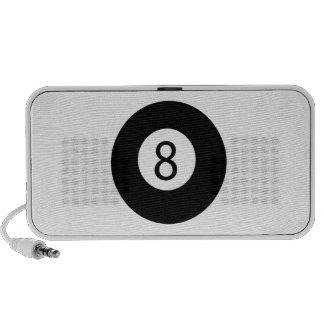 8 Ball Speaker System