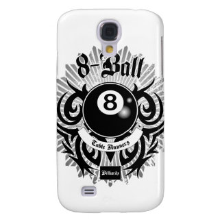 8 Ball Table Runners Galaxy S4 Case
