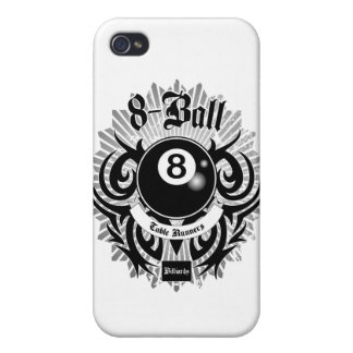 8 Ball Table Runners iPhone 4 Cover