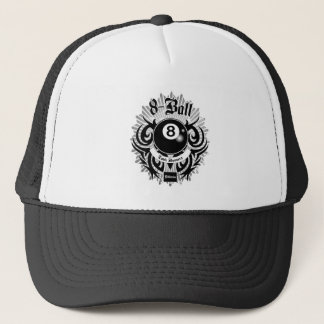 8 Ball Table Runners Trucker Hat