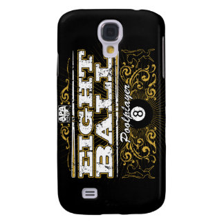 8 Ball Vintage Design Galaxy S4 Case