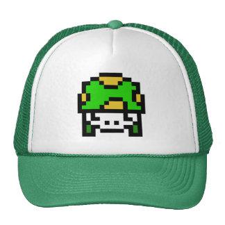 8 Bit Army Cap