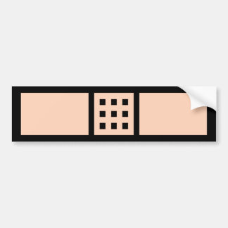 8-Bit Bandage bumper sticker! Bumper Sticker