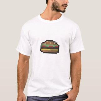 8 Bit Burger Shirt