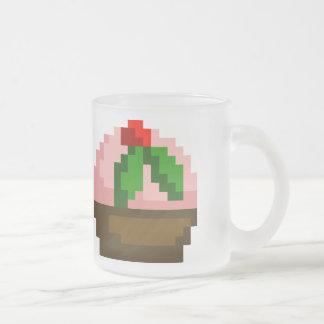 8 Bit Cupcake Mug