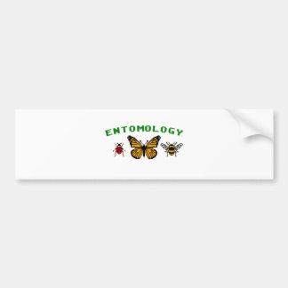 8-Bit Entomology Bumper Stickers