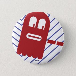 8-BIT GHOST Button