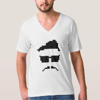 8-bit hipster T-Shirt