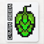 8-Bit Hop Mouse Pad