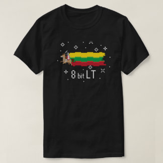 8 bit LT T-Shirt
