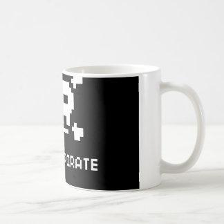 8 Bit Pirate Mug