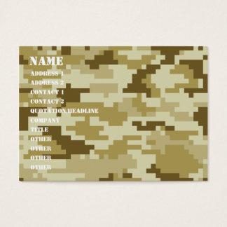 8 Bit Pixel Desert Camouflage / Camo