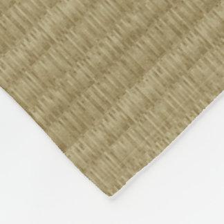 8 Bit Pixel Tatami Mat 畳 Fleece Blanket