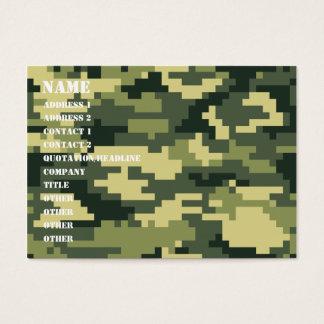 8 Bit Pixel Woodland Camouflage / Camo