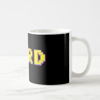 8 Bit Pixelated Nerd Mugs