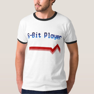 8-Bit Player T-Shirt