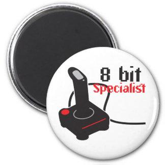 8 Bit Specialist Refrigerator Magnet