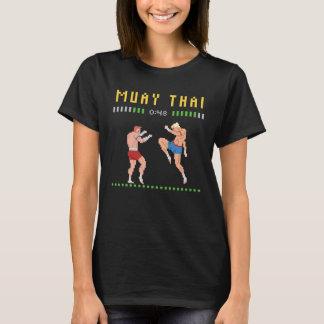 8-Bit Thai Boxing T-Shirt