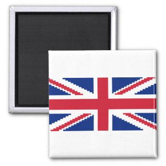 8 Bit Union Pixel Jack Refrigerator Magnets
