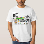 8-bit Warrior T-shirts