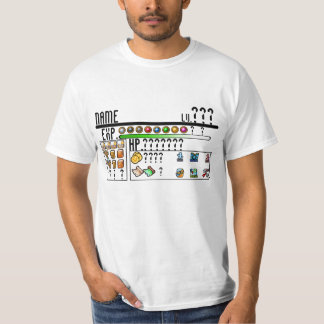 8 bit gifts t shirts art posters other gift ideas for Zazzle t shirt template