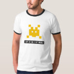 8 Bit World T-shirts