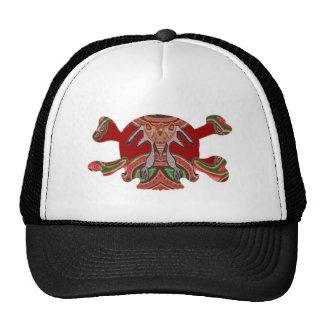 8 Colorful Skulls - ART101 Halloween Collection Trucker Hat