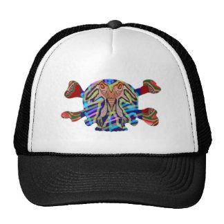 8 Colourful Skulls - ART101 Halloween Collection Cap