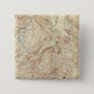 8 Cornwall sheet 15 Cm Square Badge