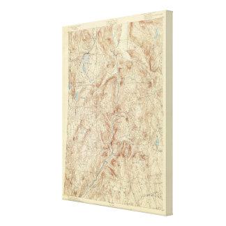 8 Cornwall sheet Canvas Print
