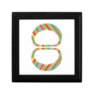 8 eight Bracelets Bangles Necklace V-line imagine Jewelry Box