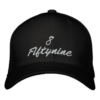 8 Fifty Nine Embroidered Hats