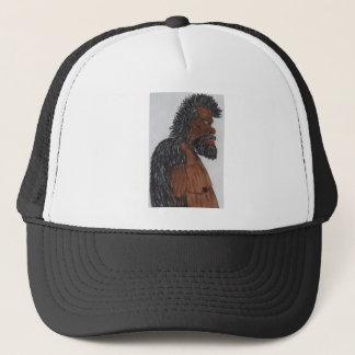 8 ft tall Russian Yeti 1959.JPG Trucker Hat