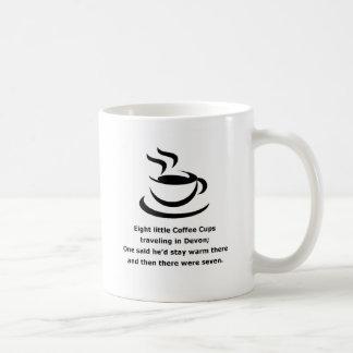 #8 Little Coffee Cups Coffee Mugs