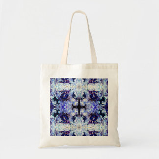 8 Purple Rabbits Yoga Tote by deprise