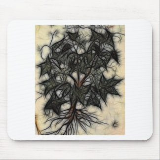 8 - Shadow Vine Gear Mouse Pad