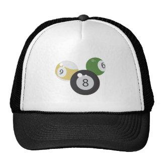 8Ball Base Trucker Hats