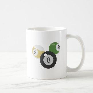8Ball Base Coffee Mugs