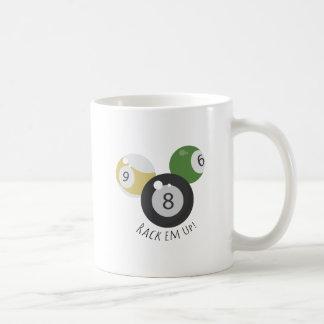 8Ball Rackem Mug