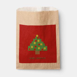8bit Christmas Favour Bags