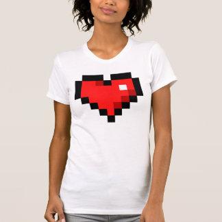 8bit Heart T-Shirt