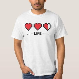 8bit Life bar T-Shirt