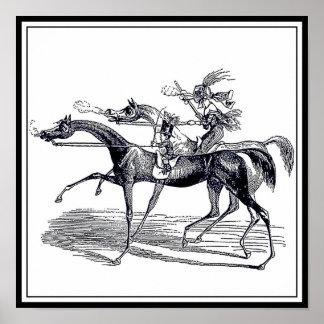 8e   Dutchess of Sorrell Poster