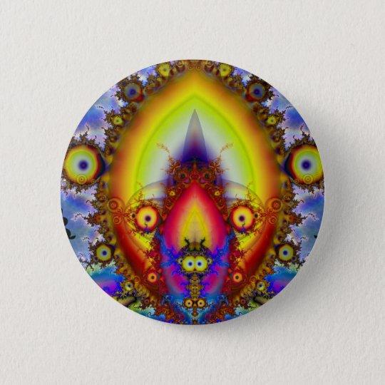 8luul 6 cm round badge