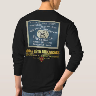8th & 19th Arkansas (F10) T-Shirt