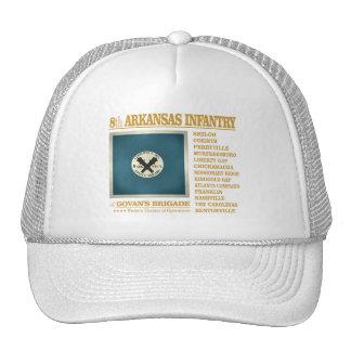 8th Arkansas Infantry (BA2) Cap