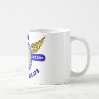 8TH ARMY AIR FORCE ARMY AIR CORPS WW II COFFEE MUGS
