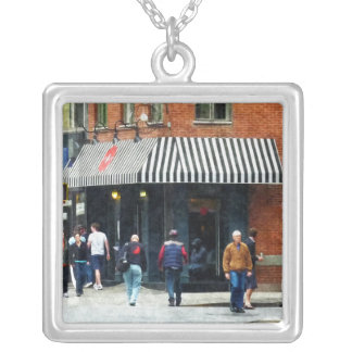 8th Ave and W 22nd Street Chelsea Necklaces