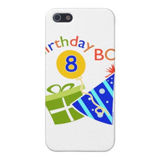 8th Birthday - Birthday Boy iPhone 5 Case